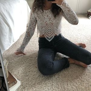 For love and lemons guava top